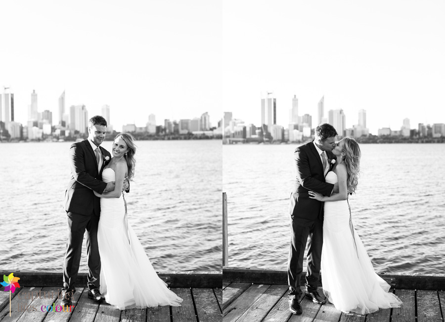 47 South Perth foreshore Wedding