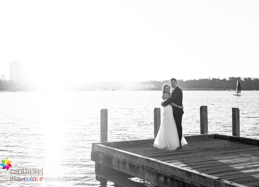 48 South Perth foreshore Wedding