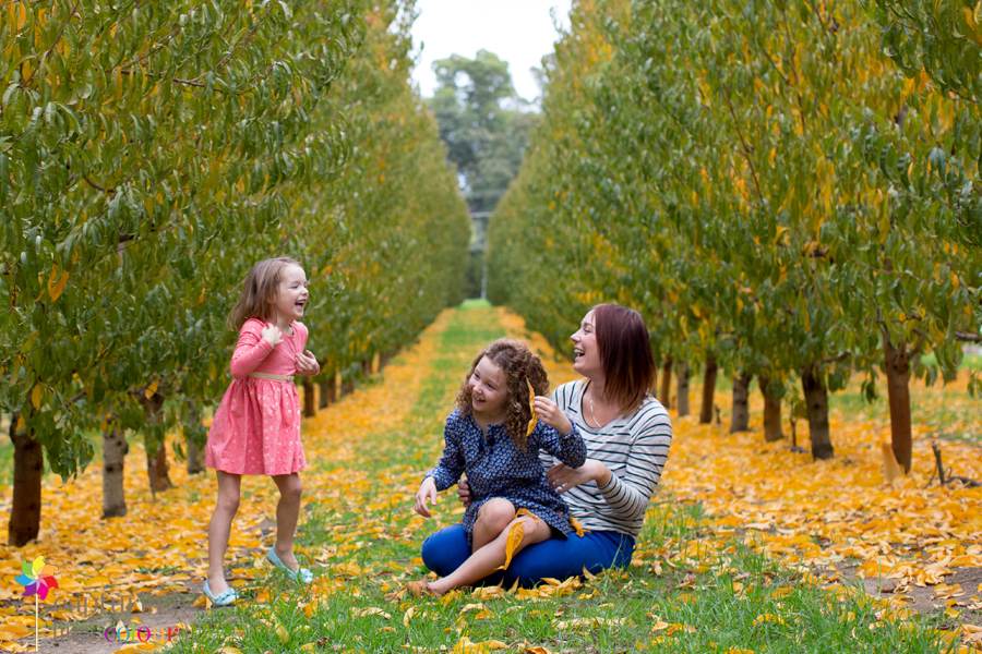 Perth family photographer orchard 20