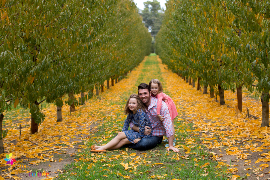Perth family photographer orchard 23