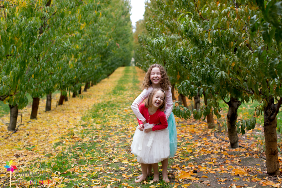 Perth family photographer orchard 28