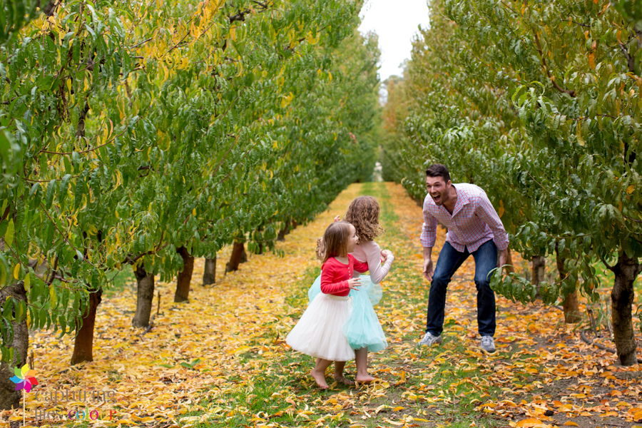 Perth family photographer orchard 29