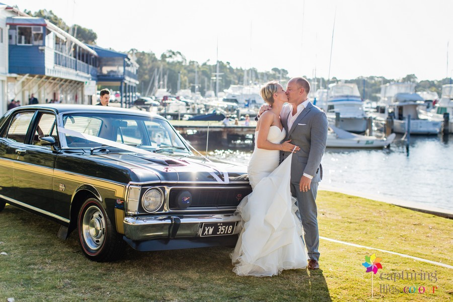 058Laura & Brett East Fremantle Yacht Club Wedding