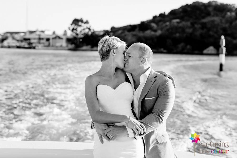 075Laura & Brett East Fremantle Yacht Club Wedding