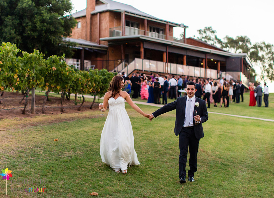 Sitella Winery Perth Wedding Photographer