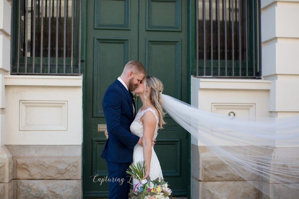 Fremantle Wedding Photography Natural Candid First Look