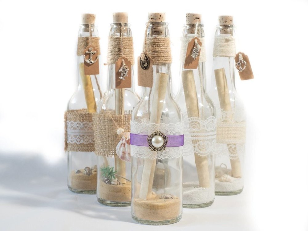 Invite in a Bottle