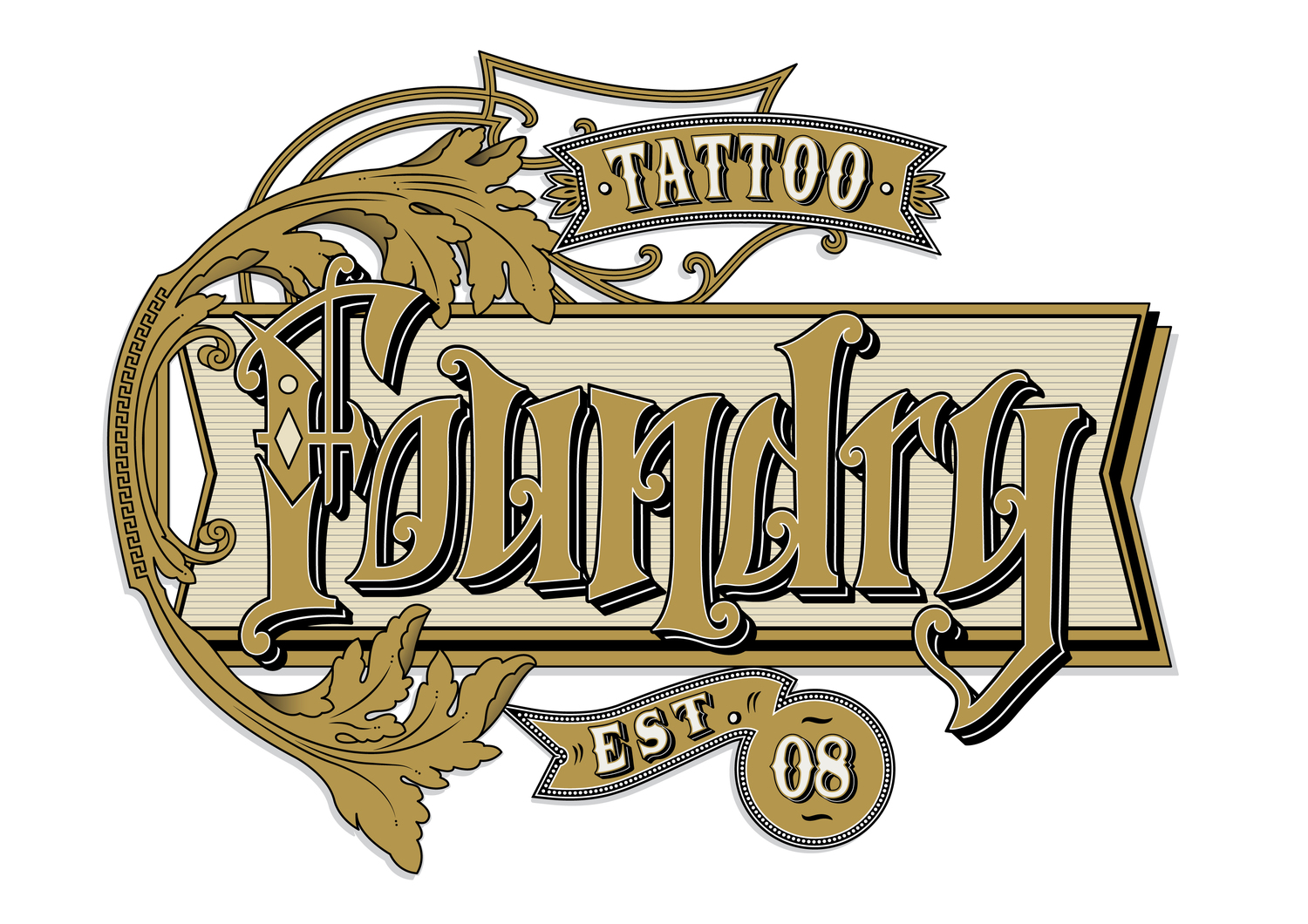 Foundry Tattoo