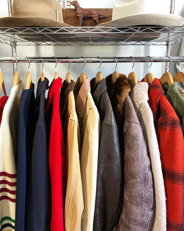Fall / Winter Wardrobe Standards • Knitwear, CPO's, Duck Canvas, Corduroy, Horsehide Leather, Cowichan's, Old Wool & Army Drabs #cablescloset #nfs