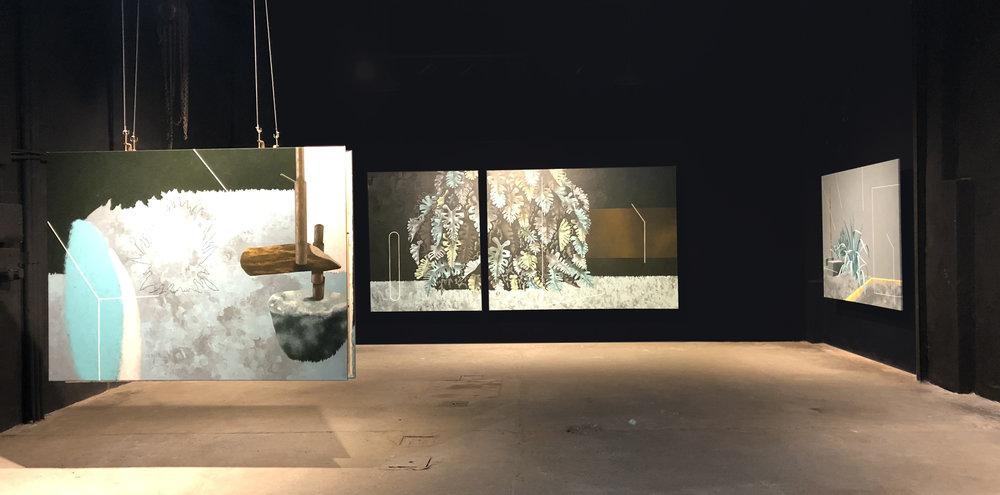 SPECULATIV at Revolver Galeria, Buenos Aires.