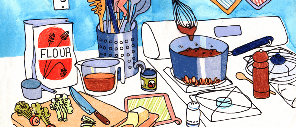 Mama Knows Best: How Mother Sauces Improve Your Cooking - FEATURE
