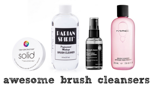 Brush Cleansers