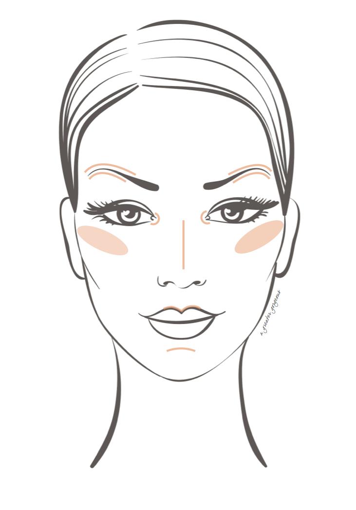 Beauty Judy - Strobing