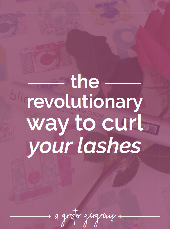 There's a much easier, much more effective way to curl your lashes... but for some reason, nobody talks about it! Click through to find out what it is :)