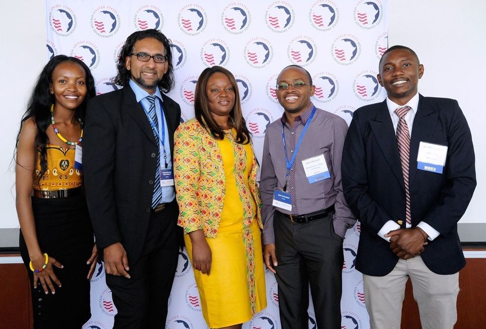 2015 YALI Entrepreneurship Award Winners. USADF supports African entrepreneurs who are solving problems in their communities with innovative business models..