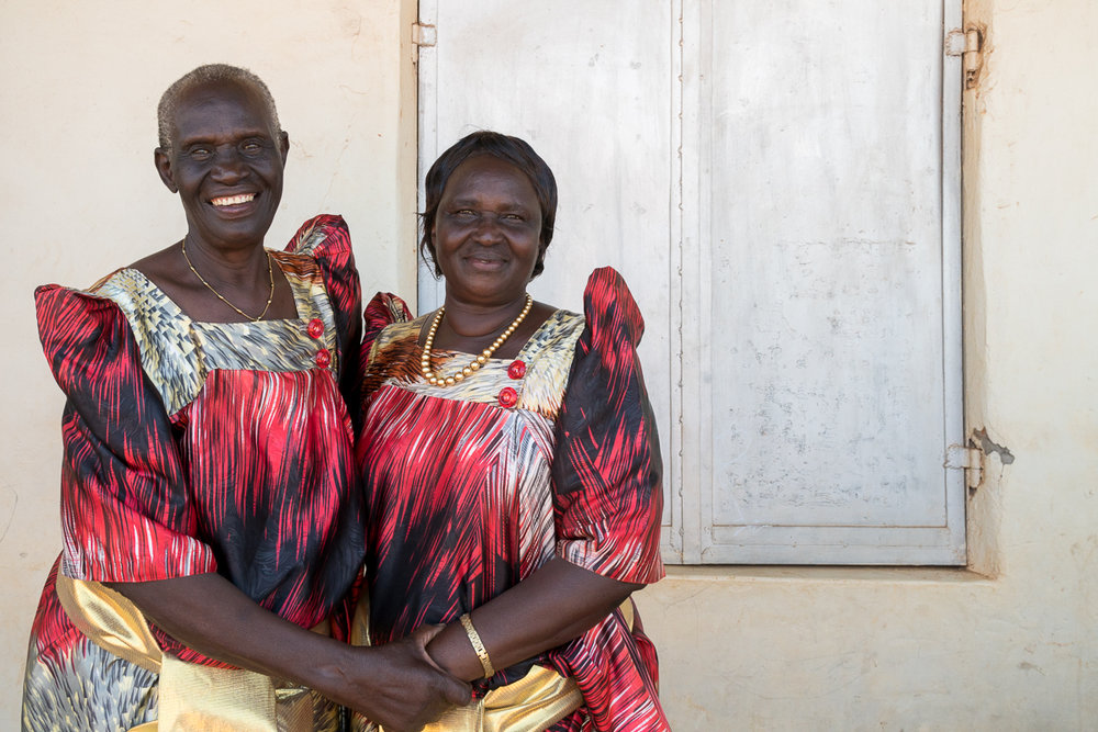Founders of the Gulu Dairy Cooperative Society, Uganda