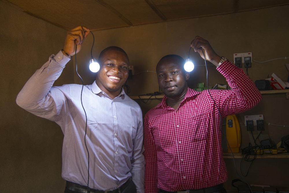 Ending Energy Poverty