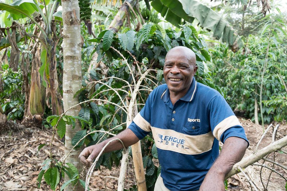 Gahaya Links - from Rwanda to Macy's!