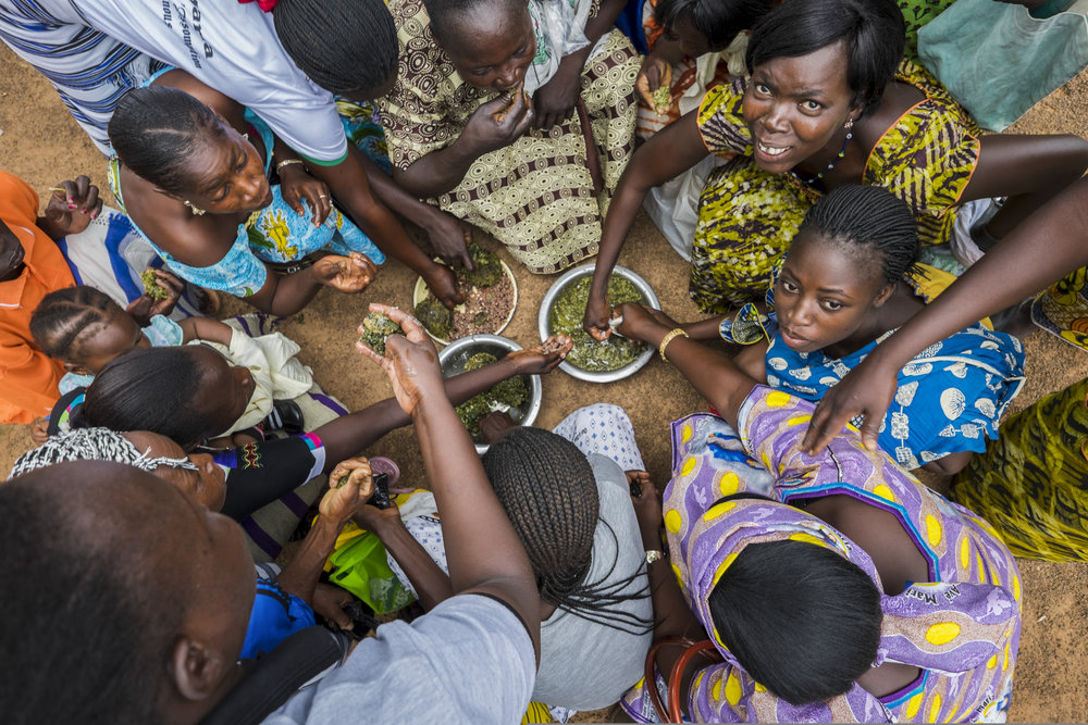 ADF: COOPPAVI - Muslim women Fisheries in Rwanda