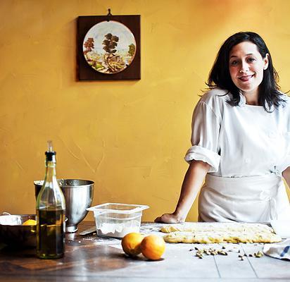 Pastry chef Angela Ranalli Cicala