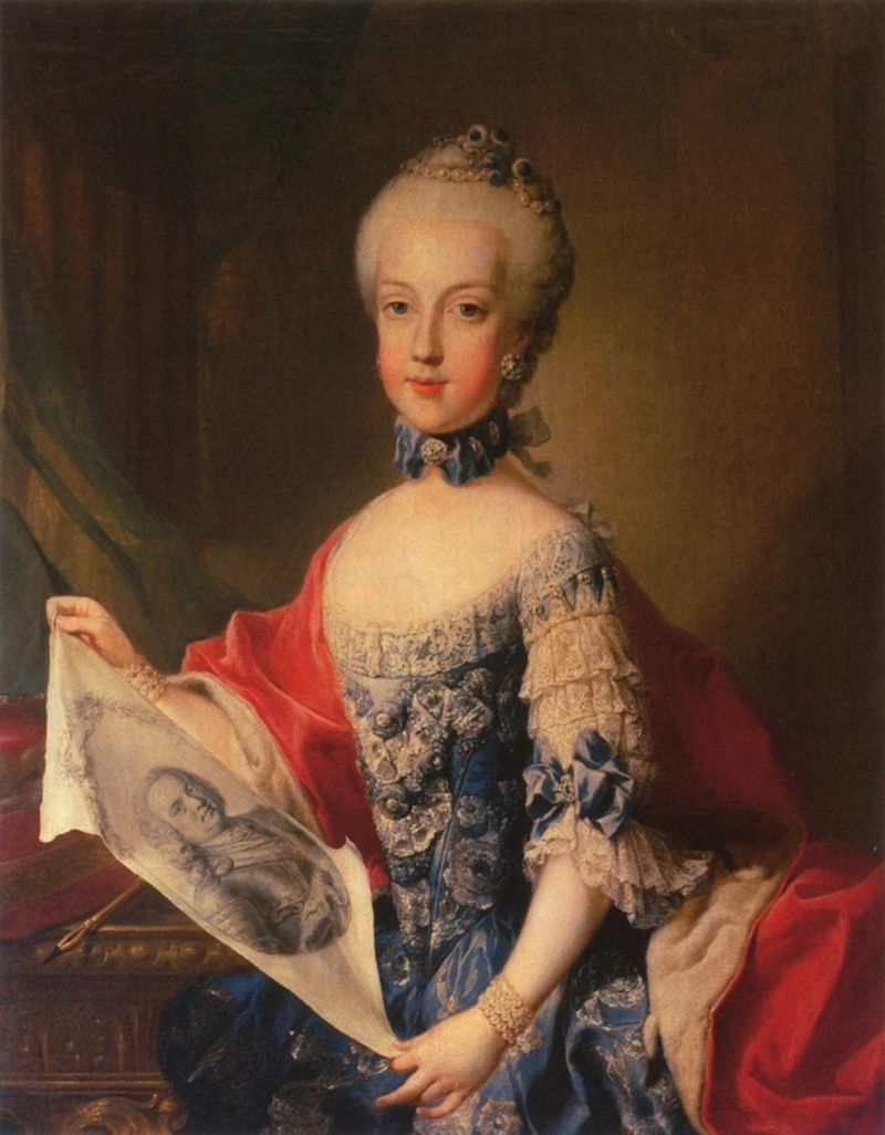 Maria Carolina, Queen of Naples and Sicily, sister of Marie Antoinette