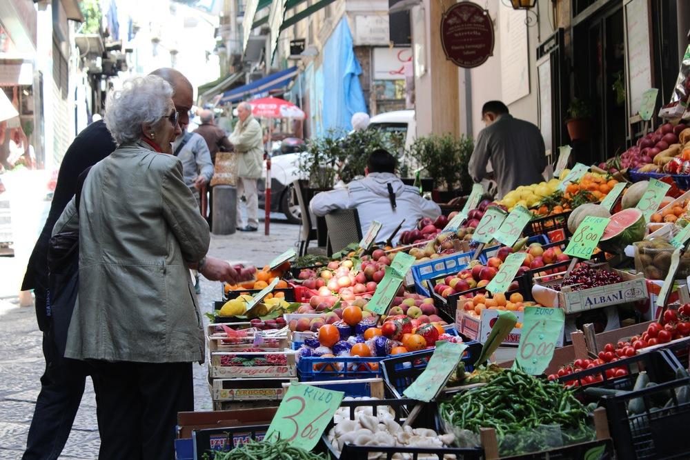 Day 1: Naples