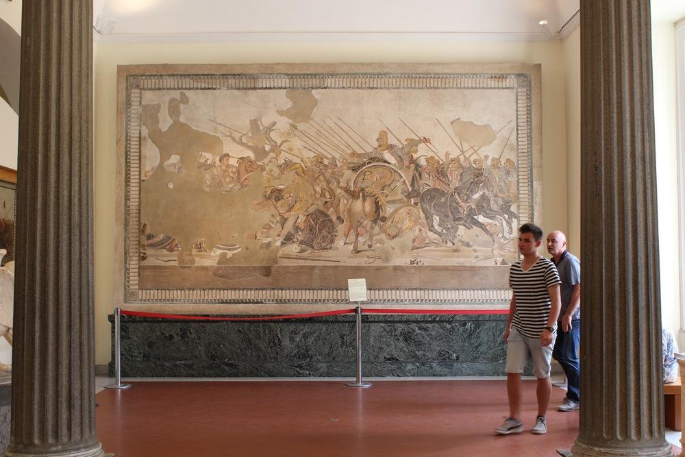 Alexander Mosaic_Danielle Oteri_Feast on History