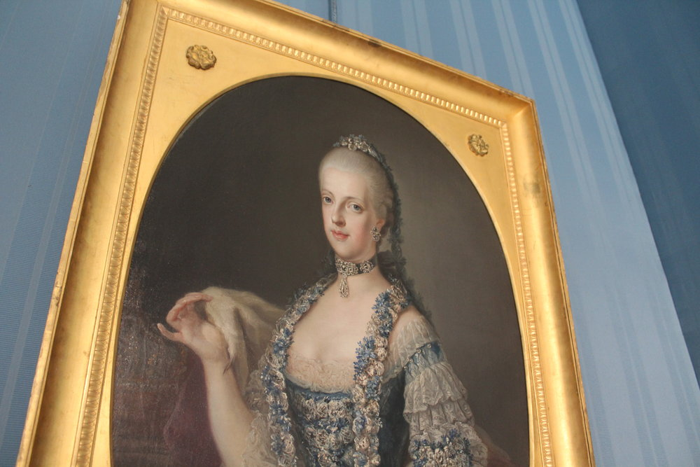 Maria Carolina, Queen of Naples and big sister to Marie Antoinette
