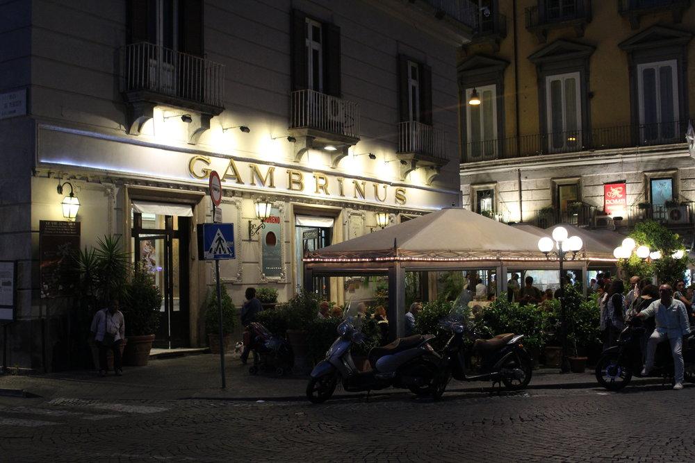 Caffe Gambrinus