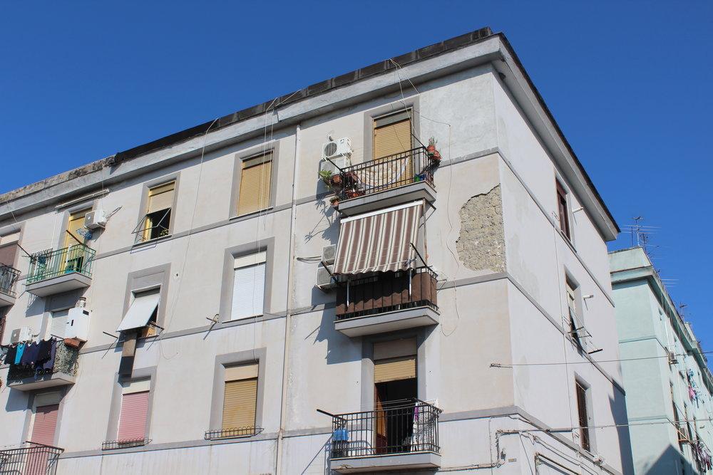 Apartments in Rione Luzzatti