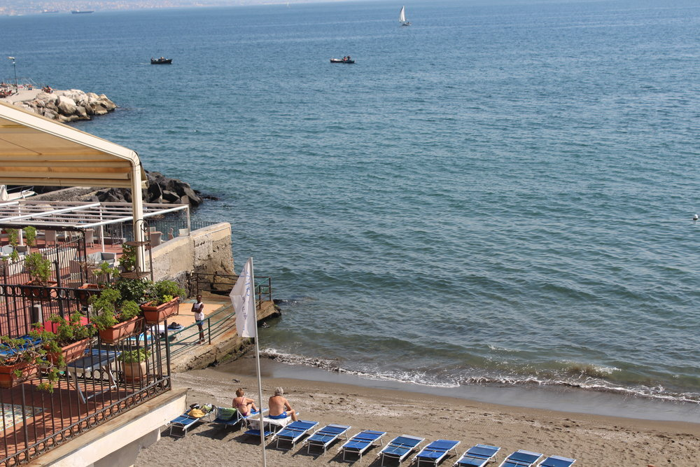 """""""Sea Garden"""" or Bagno Elena"""