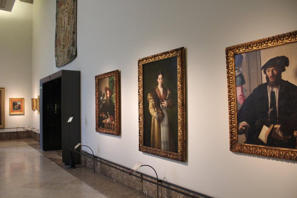 Antea by Parmigianino