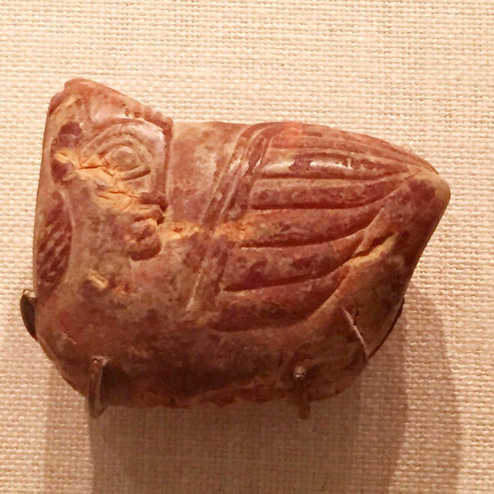 Siren pendant , 5th century B.C.E., Italic peninsula Metropolitan Museum of Art
