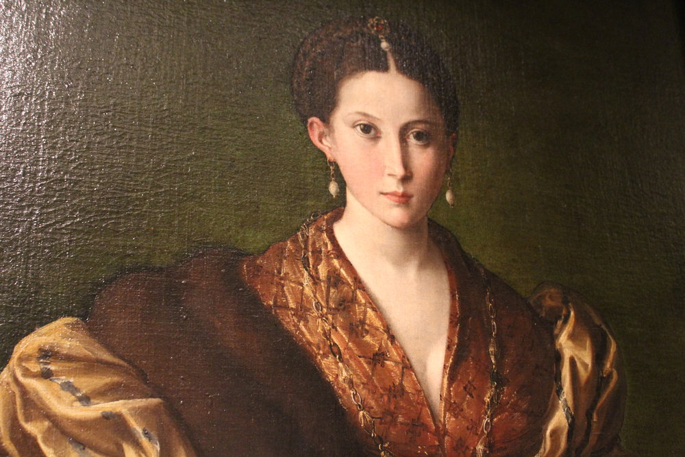 "Parmigianino's ""Antea"" is a highlight of a visit to the Museo di Capodimonte in Naples"