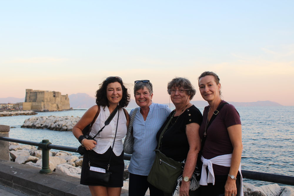 Ferrante Fever Naples Tour