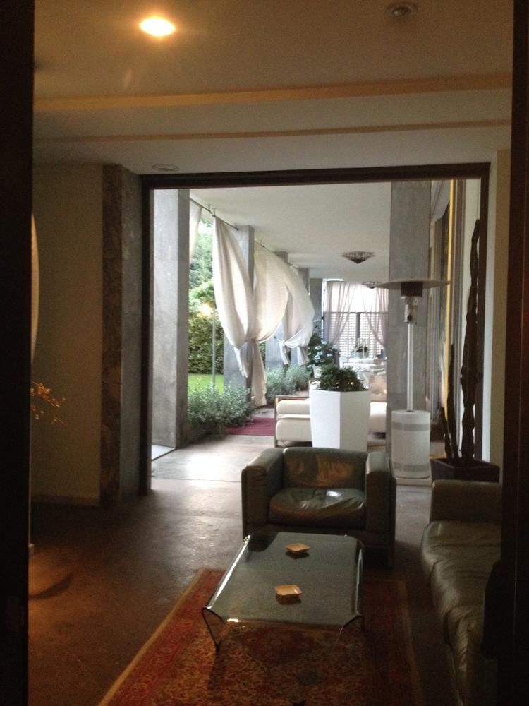 Hotel de la Ville in Avellino