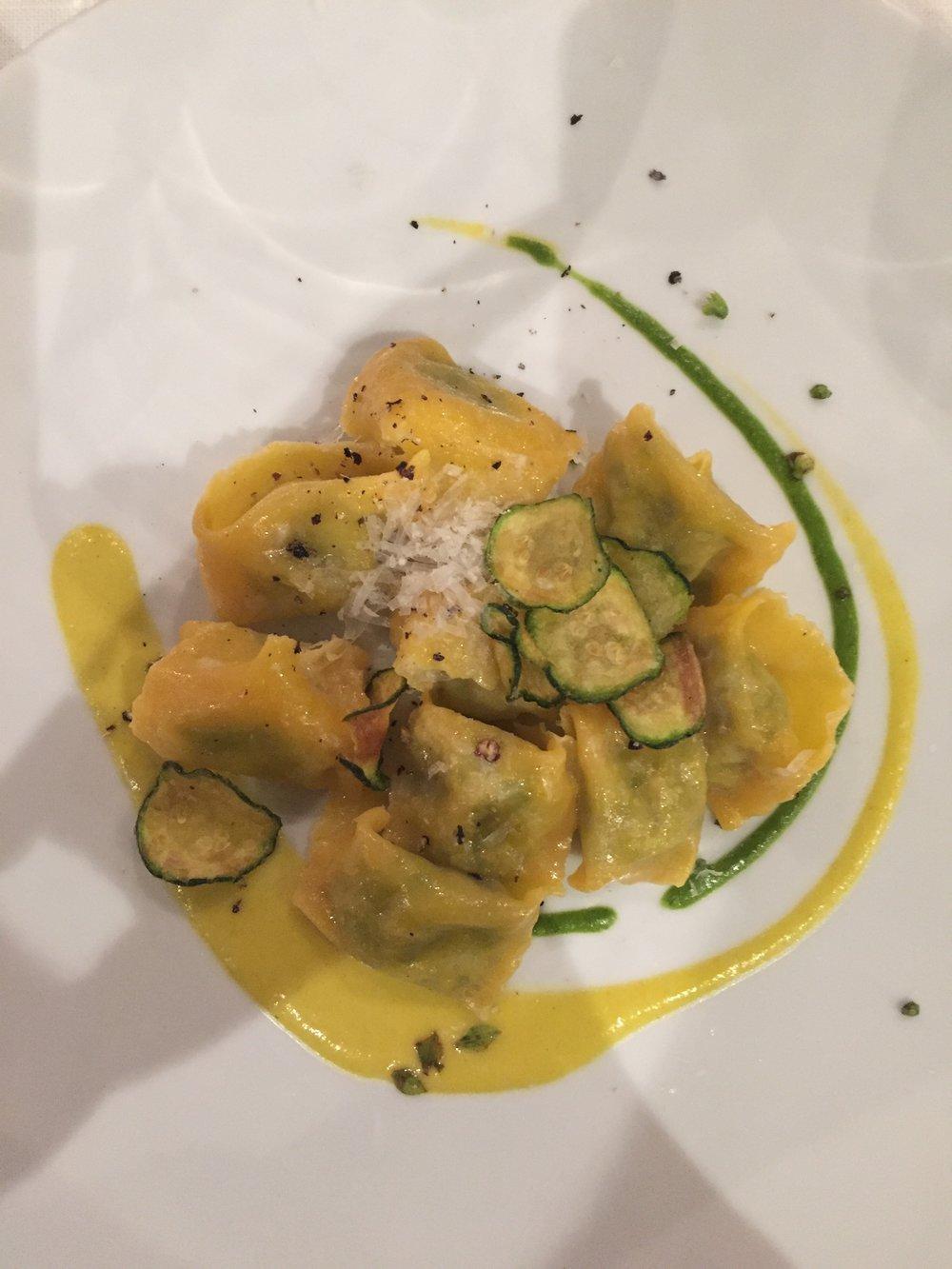 Dinner at Marenná