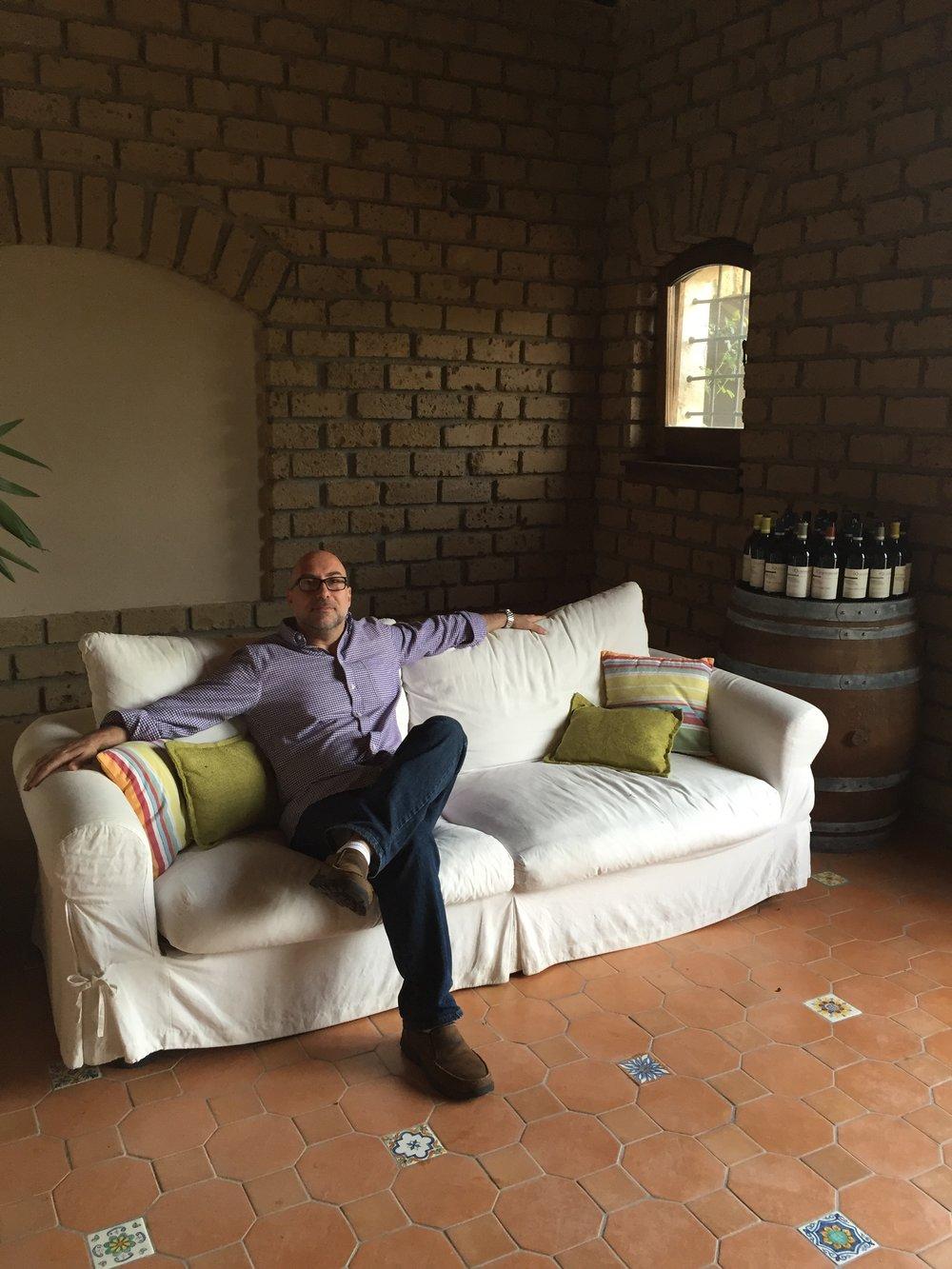 Christian Galliani, tour host