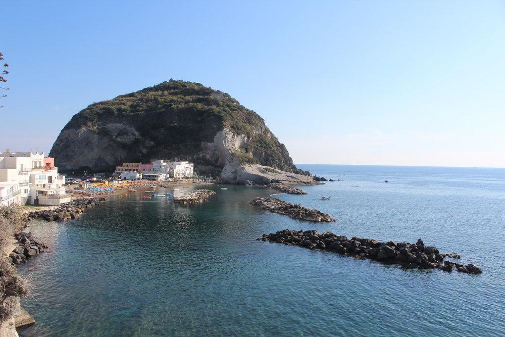 Ischia day tour Elena Ferrante