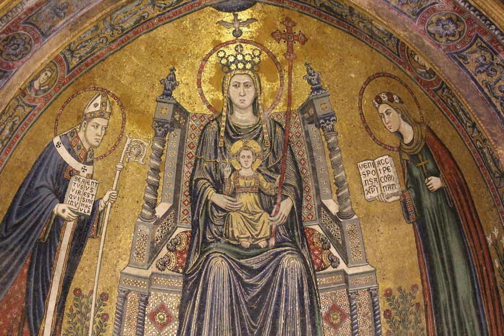 Lello da Orvieto Mosaic