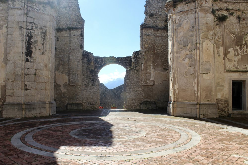 Goleto Abbey
