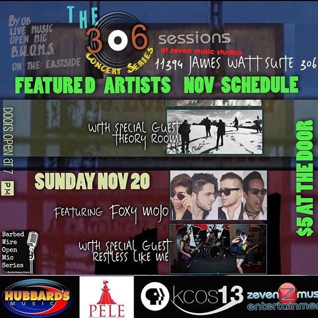 THIS SUNDAY, catch on the @306sessions with @kcostv. -Stay FOXY.💋 #music #indie #session #live #recording