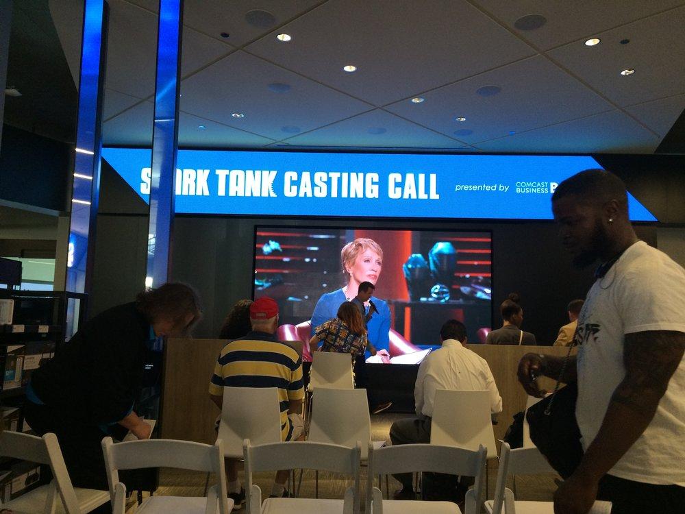 Shark Tank Casting call!