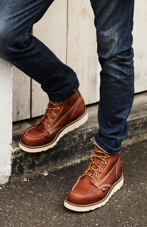 Boot Care Thorogood Boots