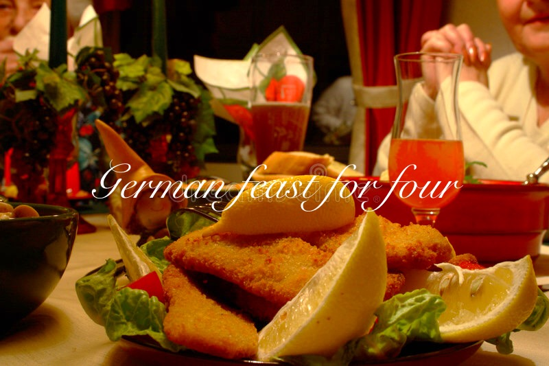Join board president, Claudine hessmer-husainy, at her home in Amherst as she cooks an authentic Westphalian German dinner for four.   Value: $200