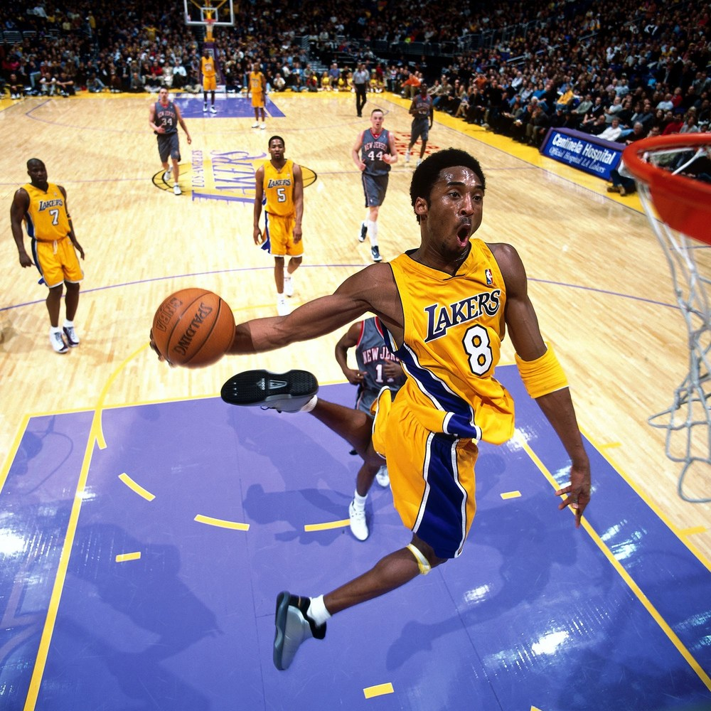 You will be missed, Kobe. Truly a legend! NEVER FORGET!