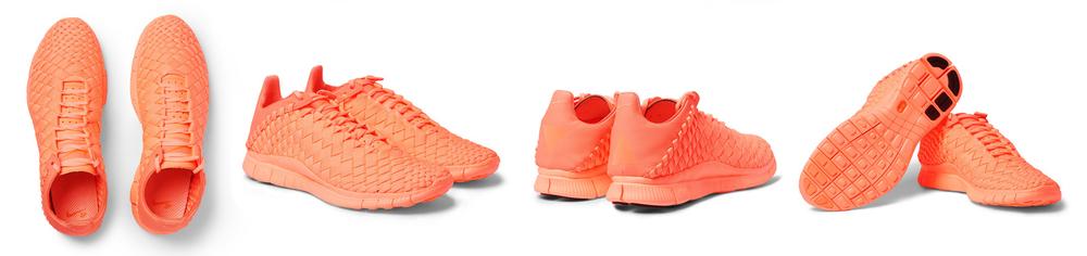 Nike Free Inneva Woven  $215  www.mrporter.com