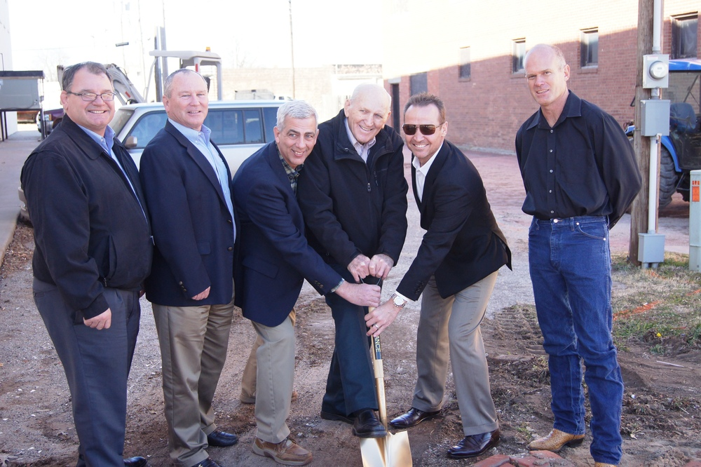 Ground Breaking  - Scott Chenoweth, Mark Kirk, Roger Tetik, Danny Hodge, Chance Leonard, Ben Passow
