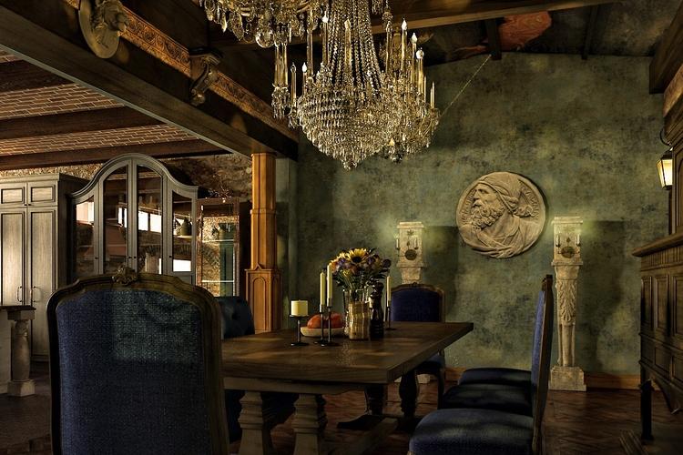 Inside Gerard Butlers Rustic New York Loft Elvis Restaino