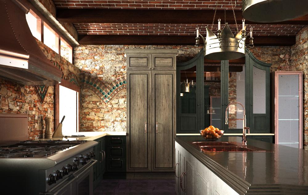 Elvis Restaino | Architectural Designer